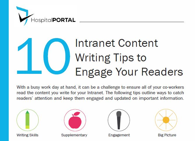 Intranet Content Writing Tips