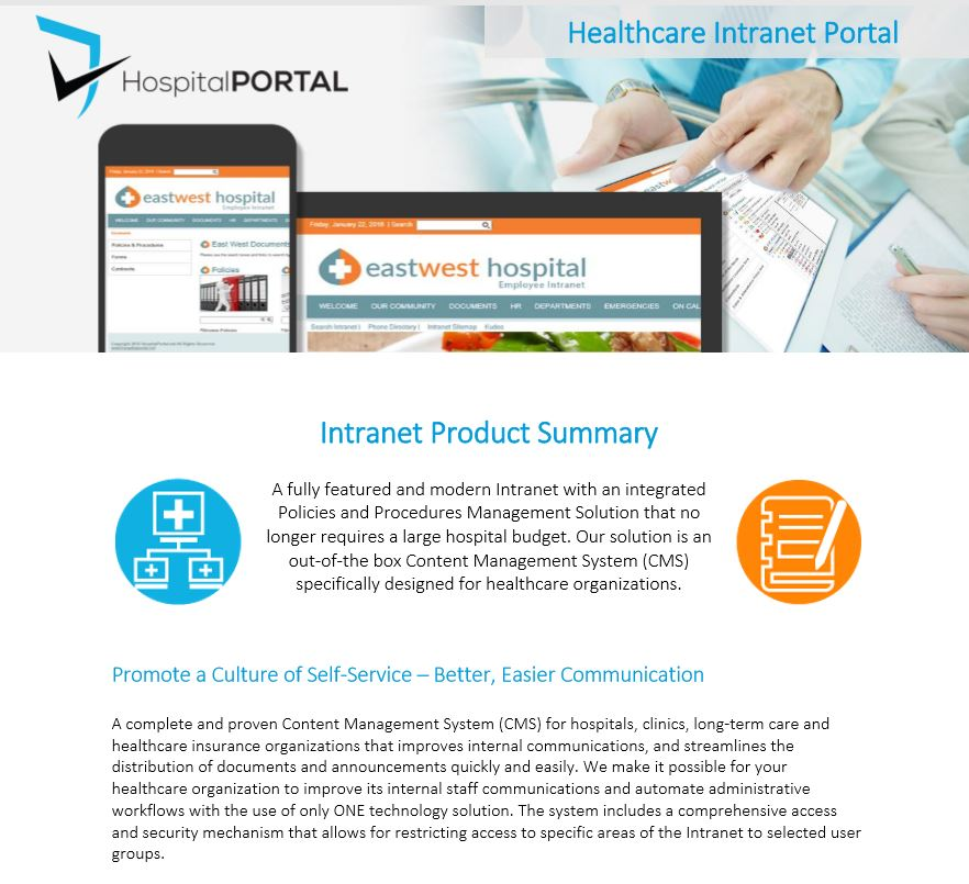 HospitalPORTAL_Intranet_Overview