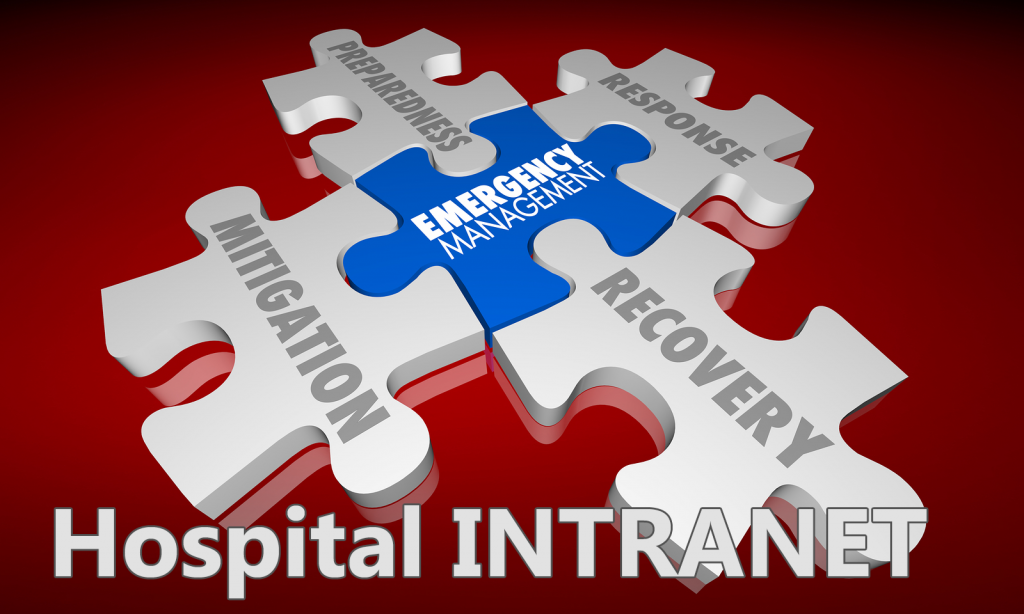 How to use Hospital Intranet for Emergency Communications